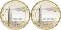 5 Euro 2013 Finland Provincial Buildings - Åland Unc  8,95 EUR  +  10,00 EUR shipping