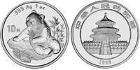 "10 Yuan 1998 China Pandabear ""SMALL DATE"" Bu in Capsule!  139,50 EUR  zzgl. 10,00 EUR Versand"