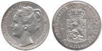 1 Guilder 1904 Netherlands Wilhelmina 1890 - 1948 Extremely Fine  124,50 EUR  zzgl. 10,00 EUR Versand