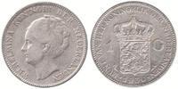 1 Guilder 1916 Netherlands Wilhelmina 1890 - 1948 Extremely Fine +  144,50 EUR  zzgl. 10,00 EUR Versand