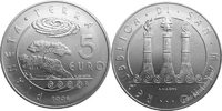 5 Euro 2008 San Marino Int. year of planet   From Bu set! Bu in Capsule  14,50 EUR  zzgl. 10,00 EUR Versand