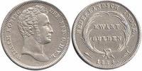 ¼ Guilder 1834 Netherlands Indië Willem I 1815 - 1840 Extremely Fine  74,50 EUR  zzgl. 10,00 EUR Versand