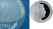 25 Euro 2002 Luxemburg 50 years Court of Justice of the European Commun... 64,95 EUR  zzgl. 10,00 EUR Versand