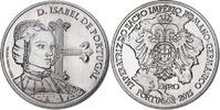 5 Euro 2015 Portugal D. Isabel de Portugal Unc  7,95 EUR  +  10,00 EUR shipping