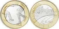 5 Euro 2015 Finland Ice skating Unc  8,95 EUR  +  10,00 EUR shipping