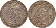 1 Guilder 1794 Netherlands / Province Utrecht Women next to Altar. Very... 75,00 EUR