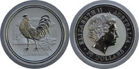 30 Dollar 2005 Australia Lunar I Year of the Rooster Bu in Capsule  995,00 EUR free shipping