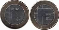 3 Euro 2016 Slovenia Red Cross Unc  4,95 EUR  +  10,00 EUR shipping