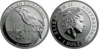 1 Dollar 2016 Australien Kookaburra 1oz Silver Unc in Capsule  22,95 EUR  +  10,00 EUR shipping