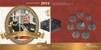 3,88 Euro 2014 Netherlands Abdicatieset 2014 deel II Bu in Original Bli... 36,40 EUR  zzgl. 10,00 EUR Versand