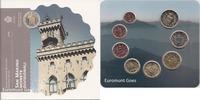 3,88 Euro 2015 San Marino Complete Euroset Bu  35,95 EUR  zzgl. 10,00 EUR Versand