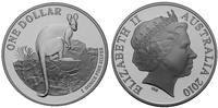 1 Dollar 2010 Australia Australia Kangaroo Unc in Capsule  54,95 EUR  zzgl. 10,00 EUR Versand