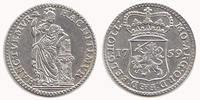 ¼ Gulden 1759 Niederlande / Provinz Holland Stehender Frau hinter Altar... 129,50 EUR  zzgl. 10,00 EUR Versand