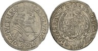 3 Kreuzer 1695 Mähren Olmütz Karl von Liechtenstein, 1664-1695. ss  50,00 EUR  zzgl. 3,00 EUR Versand
