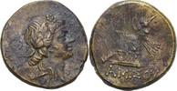 Bronze 85-65 Pntos Amisos  Schrötlingsfehler, sonst vz  120,00 EUR  zzgl. 3,00 EUR Versand
