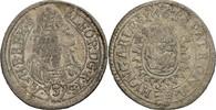 3 Kreuzer 1663 RDR Ungarn Kremnitz Leopold I., 1657-1705. vz  80,00 EUR  zzgl. 3,00 EUR Versand