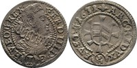 Kreuzer 1631 RDR Schlesien Glatz Ferdinand III. vor 1637 als König. ss  60,00 EUR  zzgl. 3,00 EUR Versand