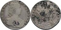 1/4 Dukaton 1751 RDR Brabant Brügge Maria Theresia, 1740-1780 fleckig, ... 80,00 EUR  zzgl. 3,00 EUR Versand