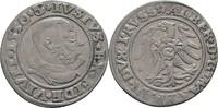 Groschen 1530 Ostpreussen Königsberg Albrecht von Brandenburg, 1525-156... 50,00 EUR  zzgl. 3,00 EUR Versand