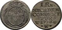 Kreuzer 1776 Deutscher Orden in Mergentheim Karl Alexander von Lothring... 50,00 EUR  zzgl. 3,00 EUR Versand