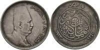 5 Piaster 1923 Ägypten Fuad, 1917-1937 ss  15,00 EUR  zzgl. 3,00 EUR Versand