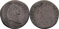 VI Kreuzer 1676 RDR Ungarn Preßburg Leopold I., 1657-1705 f.ss  20,00 EUR  zzgl. 3,00 EUR Versand