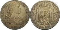 8 Reales 1809 Spanien Mexico Ferdinand VII., 1808-1833 ss/vz  160,00 EUR  zzgl. 3,00 EUR Versand