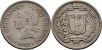 10 Centavos 1959 Dominikanische Republik  fast ss  7,00 EUR  zzgl. 3,00 EUR Versand