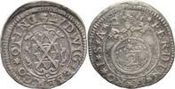 2 Kreuzer 1624 Öttingen Oettingen Ludwig Eberhard, 1622-1634 ss  30,00 EUR  zzgl. 3,00 EUR Versand