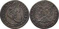 Kreuzer 1699 RDR Schlesien Oppeln Leopold I., 1657-1705 ss  30,00 EUR  zzgl. 3,00 EUR Versand