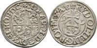 1/24 Taler 1599 Schleswig-Holstein-Gottorp Johann Adolf, 1590-1616 Präg... 280,00 EUR kostenloser Versand