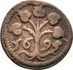 Einseitiger Pfennig 1695 Lindau  ss  20,00 EUR  zzgl. 3,00 EUR Versand