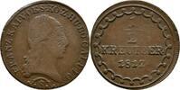 1/2 Kreuzer 1812 Austria Ungarn Schmöllnitz Franz II./I., 1792-1835 Sch... 12,00 EUR  zzgl. 3,00 EUR Versand