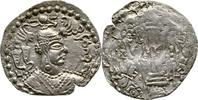 Drachme 475-576 Baktrien Hephtaliden Arachosien Nezak Herrscher Napki M... 235,00 EUR free shipping