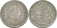 20 Kreuzer 1763 Bayern München Maximilian III. Joseph, 1745-1777 f.ss/ss  20,00 EUR  zzgl. 3,00 EUR Versand