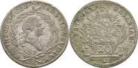 20 Kreuzer 1779 Bayern München Karl Theodor, 1777-1799 ss  35,00 EUR  zzgl. 3,00 EUR Versand