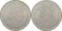 10 Gulden 1973 Niederlande Juliana, 1948-80 vz kl. Kratzer  15,00 EUR  zzgl. 3,00 EUR Versand