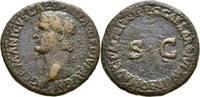 As 40-41 RÖMISCHE KAISERZEIT Germanicus (4 v. Chr.-19 n. Chr.) ss  245,00 EUR kostenloser Versand