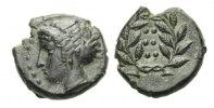 Bronze 413 B.C. Sizilien/Himera ca. 420-408 v.Chr. Vorzüglich  150,00 EUR  zzgl. 3,00 EUR Versand