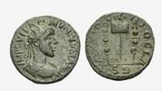 Bronze 251 - 253 RÖMISCHE KAISERZEIT Pisidien Antiochia Volusian, 251 -... 75,00 EUR  +  3,00 EUR shipping