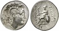 Thrakien Tetradrachme Lysimachos, 305 - 281
