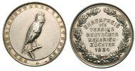 Silbermedaille 1924 Ornithologie Ehrenpreis der dt. Kanarienzüchter kl.... 45,00 EUR