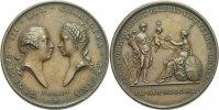 Bronzemedaille 1762  George III., 1760-1820 Kratzer  175,00 EUR  zzgl. 3,00 EUR Versand