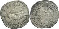 3 Albus 1691 Trier Johann Hugo von Orsbeck, 1676 - 1711. ss+  55,00 EUR