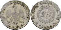 20 Kreuzer  1776 Frankfurt  ss  55,00 EUR  zzgl. 3,00 EUR Versand