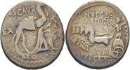 Denar 58-57 RÖMISCHE REPUBLIK M. Aemilius Scaurus und P. Plautius Hypsa... 80,00 EUR  +  3,00 EUR shipping