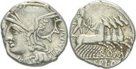 Denar 137-136 RÖMISCHE REPUBLIK Baebius Tampilus, 137-136  ss  95,00 EUR  zzgl. 3,00 EUR Versand