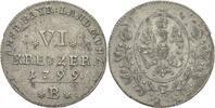 6 Kreuzer 1799 Brandenburg Franken Preussen Friedrich Wilhelm III., 179... 50,00 EUR  zzgl. 3,00 EUR Versand