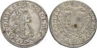 XV Kreuzer 1663 RDR Austria Wien Leopold I., 1657-1705. ss  75,00 EUR  zzgl. 3,00 EUR Versand