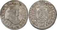 6 Kreuzer 1673 RDR Steiermark Graz Leopold I., 1657-1705. ss+  60,00 EUR  zzgl. 3,00 EUR Versand